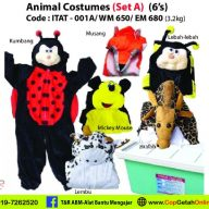 Puppets/Costume